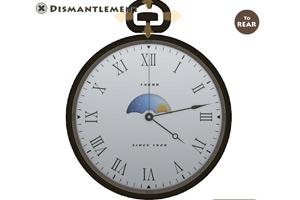 《拆!钟表》游戏画面1