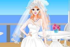 《春天的浪漫婚礼》游戏画面1