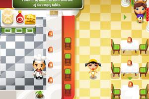 《妈妈披萨店》游戏画面1
