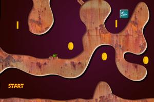 《回归小球》游戏画面1