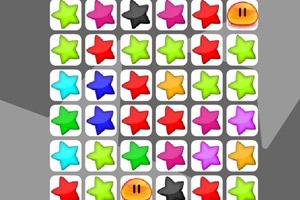 《彩色星星连连看》游戏画面1