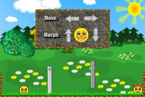 《小球回家喽》游戏画面1