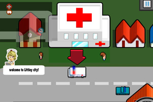 《疯狂的救护车》截图1