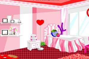 《粉红公主的闺房》游戏画面1