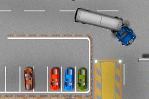 《大卡车停车场》截图1