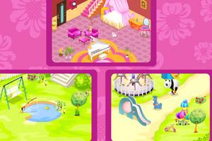 《时尚公主别墅》游戏画面1