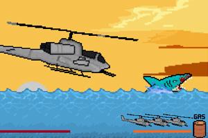 《激战鲨鱼怪》截图1
