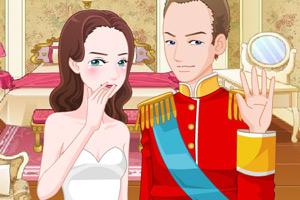《王子公主的卧室》游戏画面1