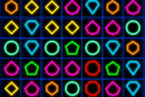 《霓虹对对碰》游戏画面1