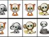 瓷砖动物连连看