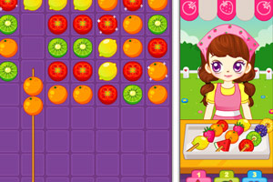 《阿sue的水果店》游戏画面1