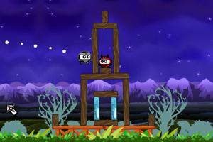 《愤怒的忍者》游戏画面1