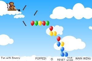 《小猴子射气球5.4》截图1