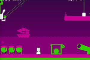 《白兔历险记》游戏画面1