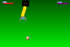 《随机炮手boss战》游戏画面1