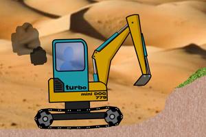 《挖掘机大挑战》截图1