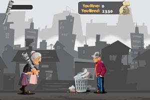 《暴力老奶奶》游戲畫面1
