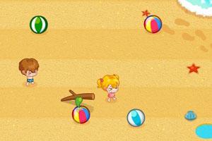 《海边游玩》游戏画面1