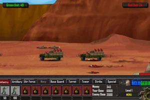 《军事战役1.5》游戏画面1
