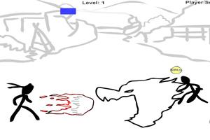 《火柴人盖世神功》游戏画面1