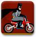 蝙蝠侠女士摩托