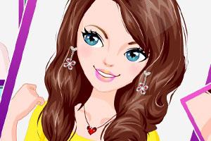《我的化妆间》游戏画面1