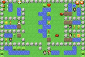 《花园找朋友无敌版》游戏画面1