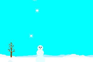 《雪人求生》游戏画面1