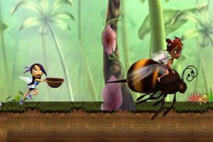 《奇妙仙子穿越森林》游戏画面1