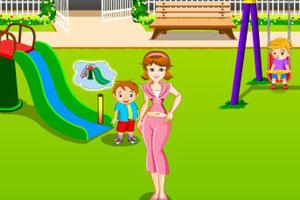 《儿童游乐园》游戏画面1