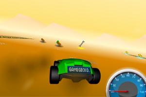 《沙漠四驱车》截图1