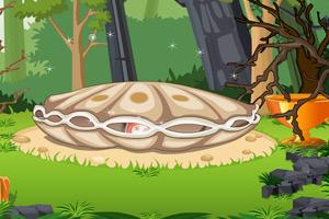 《美人鱼的逃脱》游戏画面1