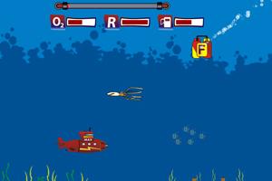 《潜艇大冒险》游戏画面1