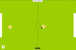 《冰球对战》游戏画面1
