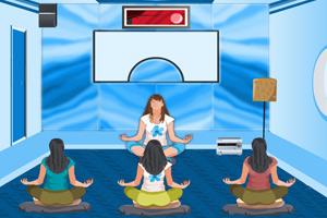 《布置冥想教室》游戏画面1