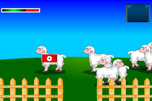 《披着羊皮的狼》游戏画面1