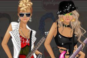 《摇滚与时尚》截图1