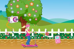 《波莉去野餐》游戏画面1