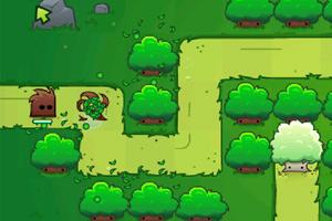 《大树守卫者无敌版》游戏画面1