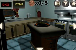 《逃出厨房》游戏画面1
