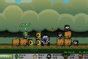 《围城之战3》游戏画面1