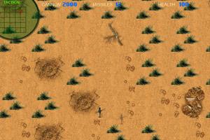 《超级武装直升机修改版》游戏画面1