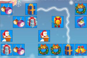 《圣诞快乐连连看》截图1