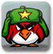 不憤怒的小鳥圣誕版