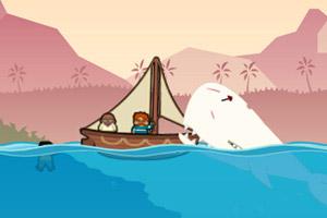 《白鲸的复仇2无敌版》游戏画面1
