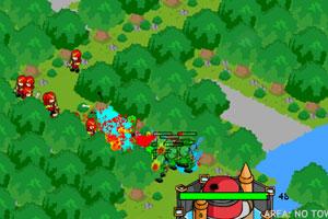 《策略防卫7》游戏画面1