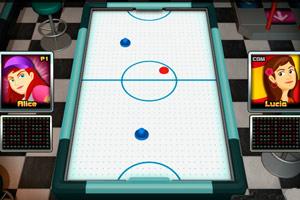 《桌上冰球世界杯》游戏画面1