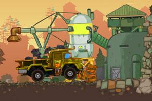 《陆军运输大卡车》游戏画面1