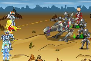 《未来星际战争试玩版》游戏画面1