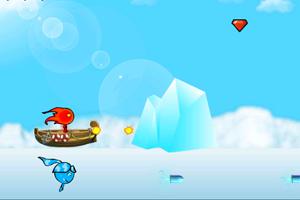 《冰火人回娘家》游戏画面1